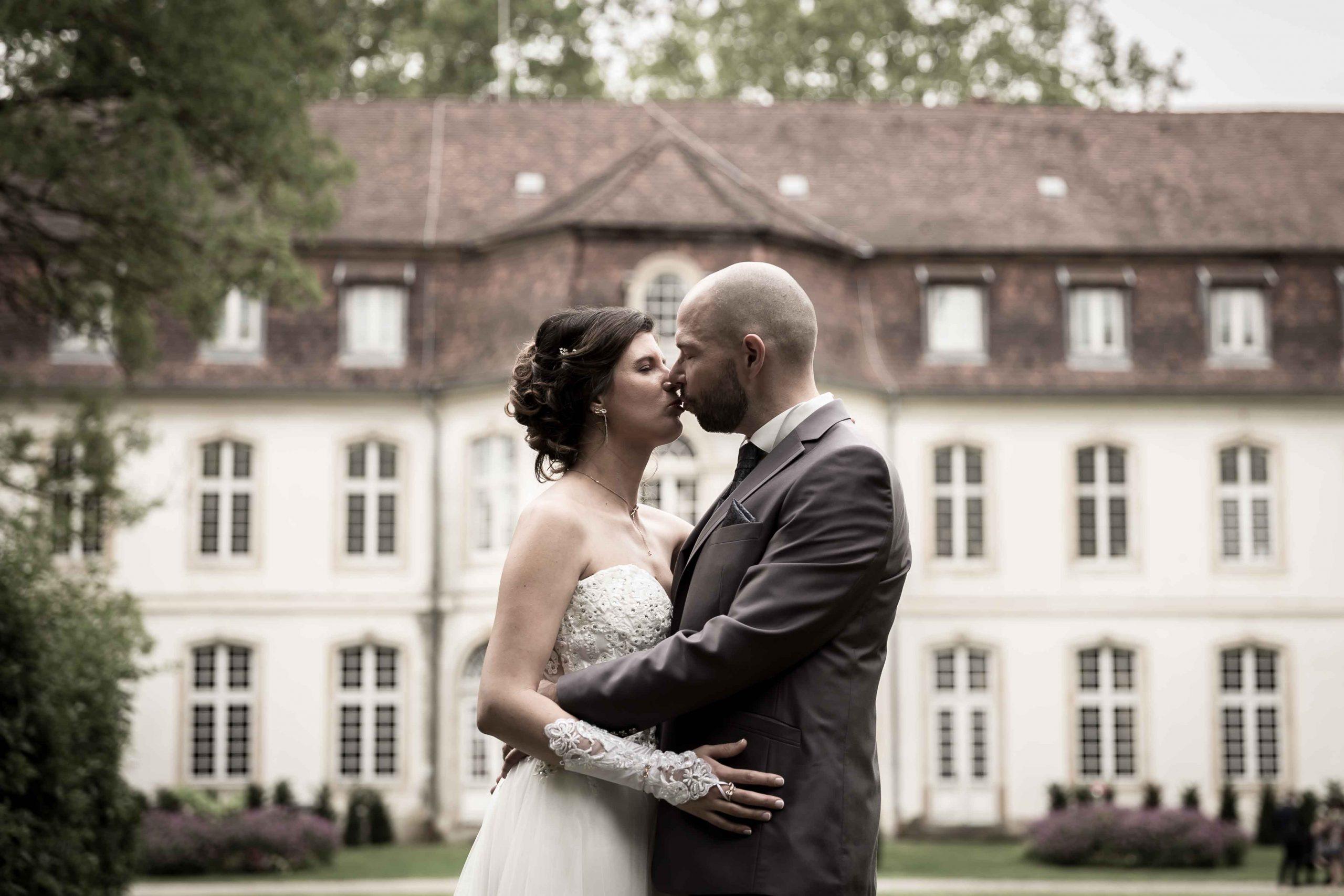 Mariage à la mairie de Rixheim dan sle Haut-Rhin
