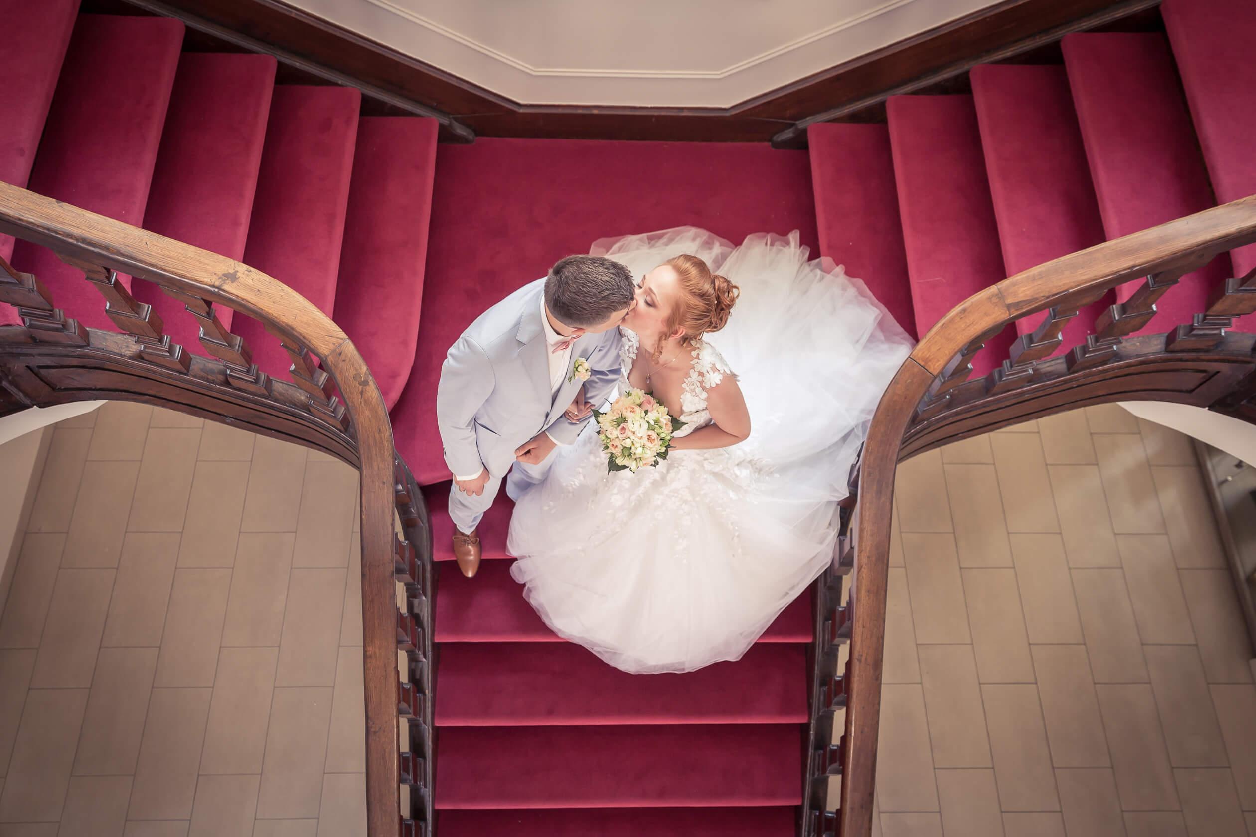 Mariage à la Mairie de Thann dans le Haut-Rhin