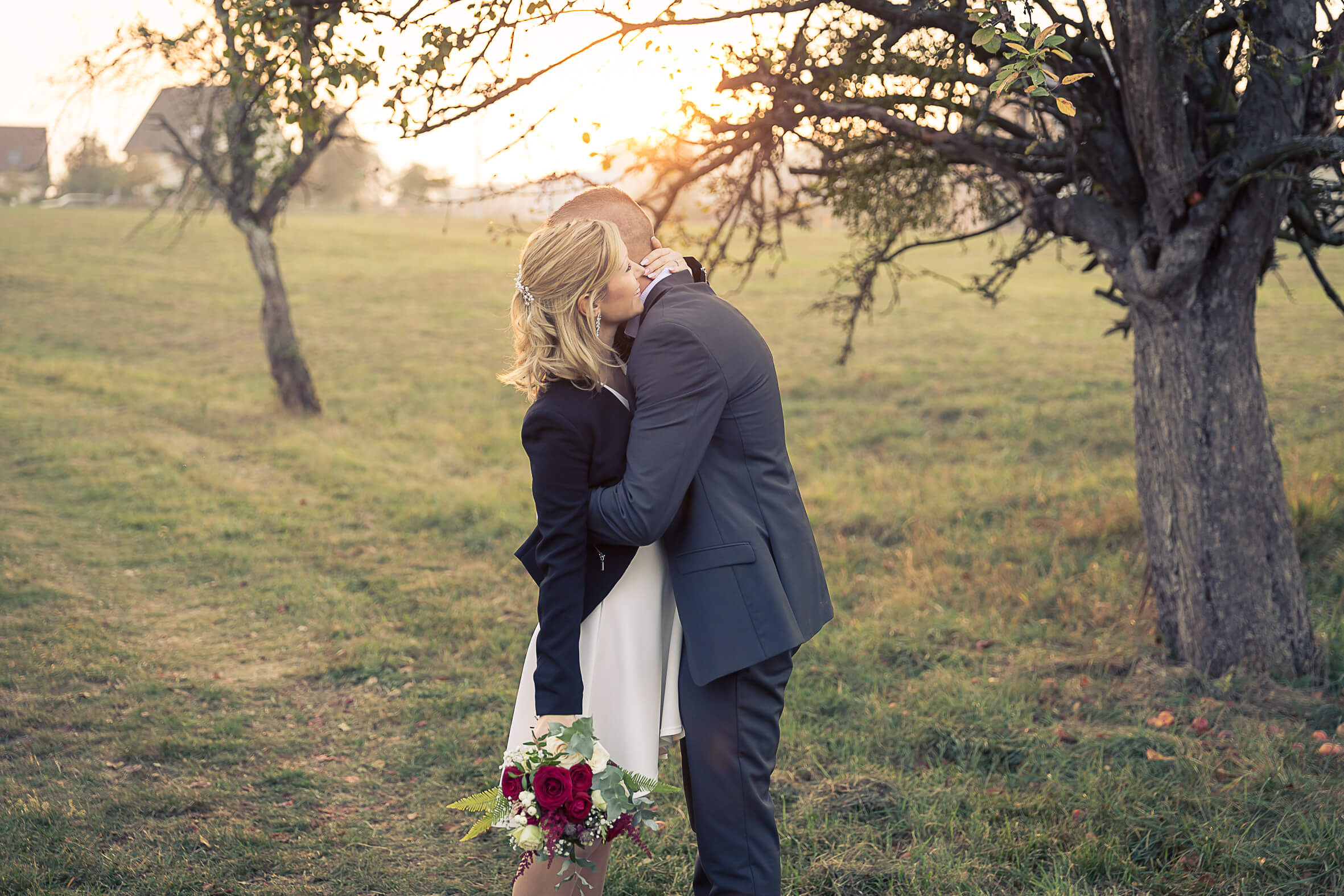 mariage en automne en Alsace