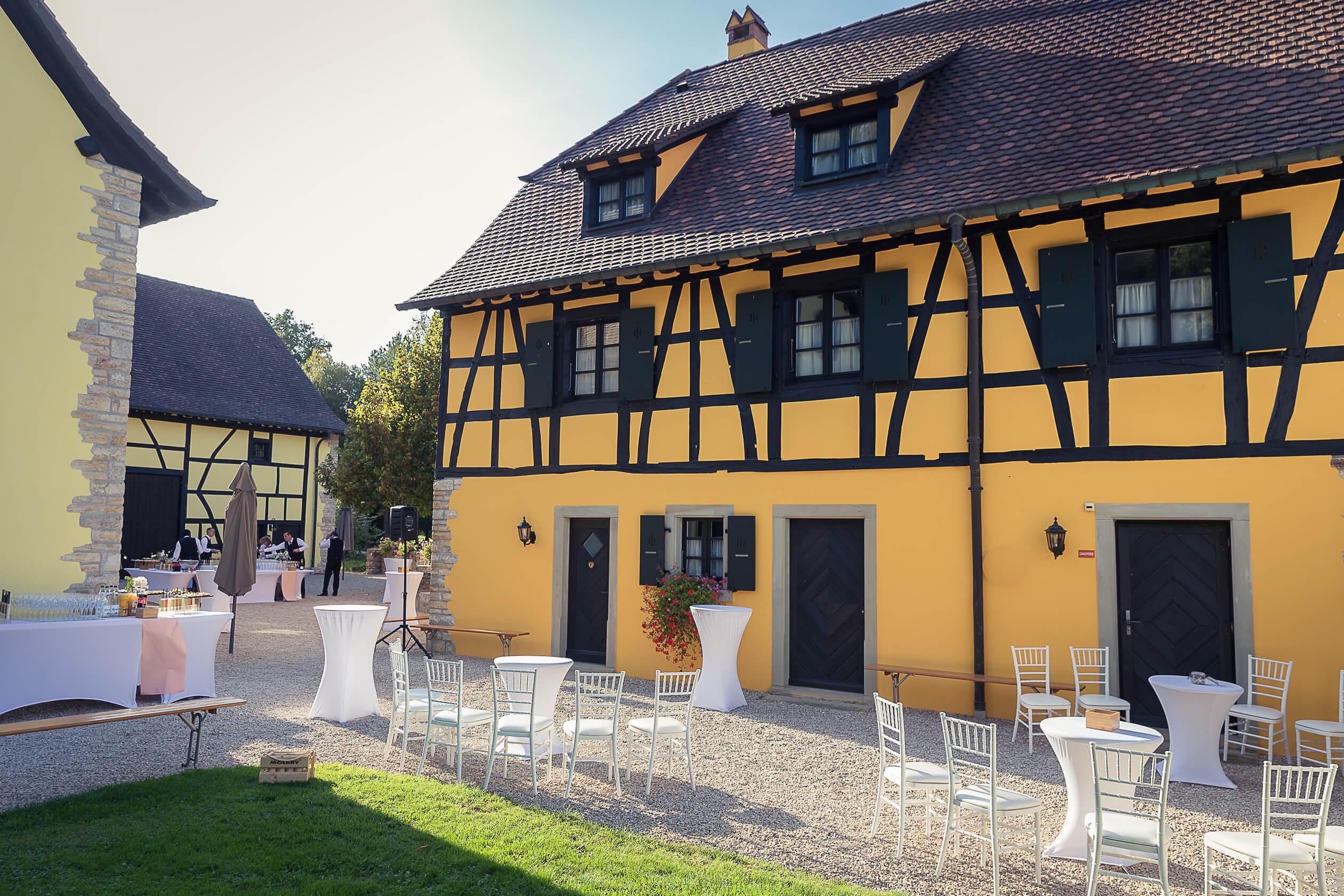 domaine du Moulin à Liegsdorf dans le haut-jura Alsacien