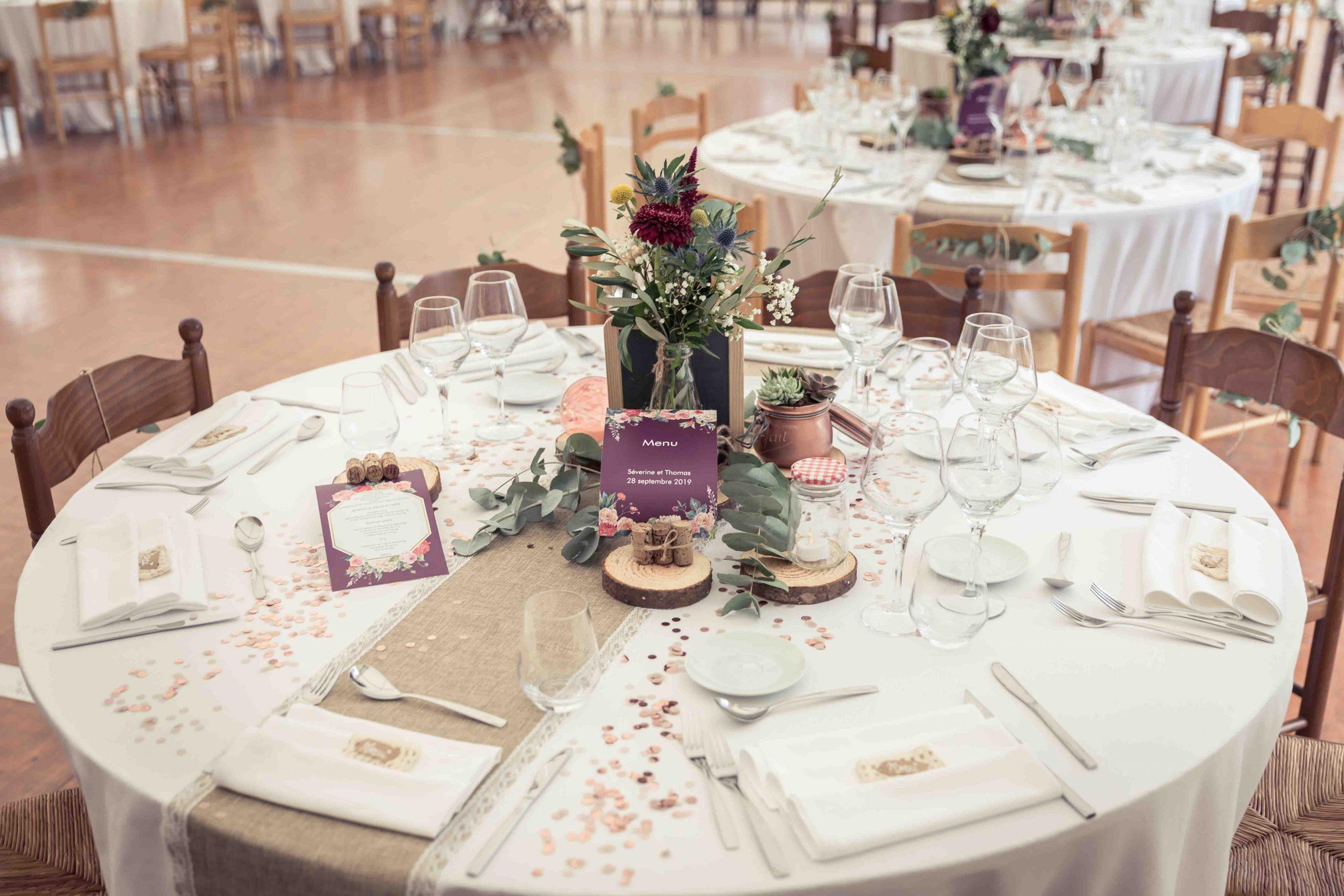 décoration mariage en Alsace