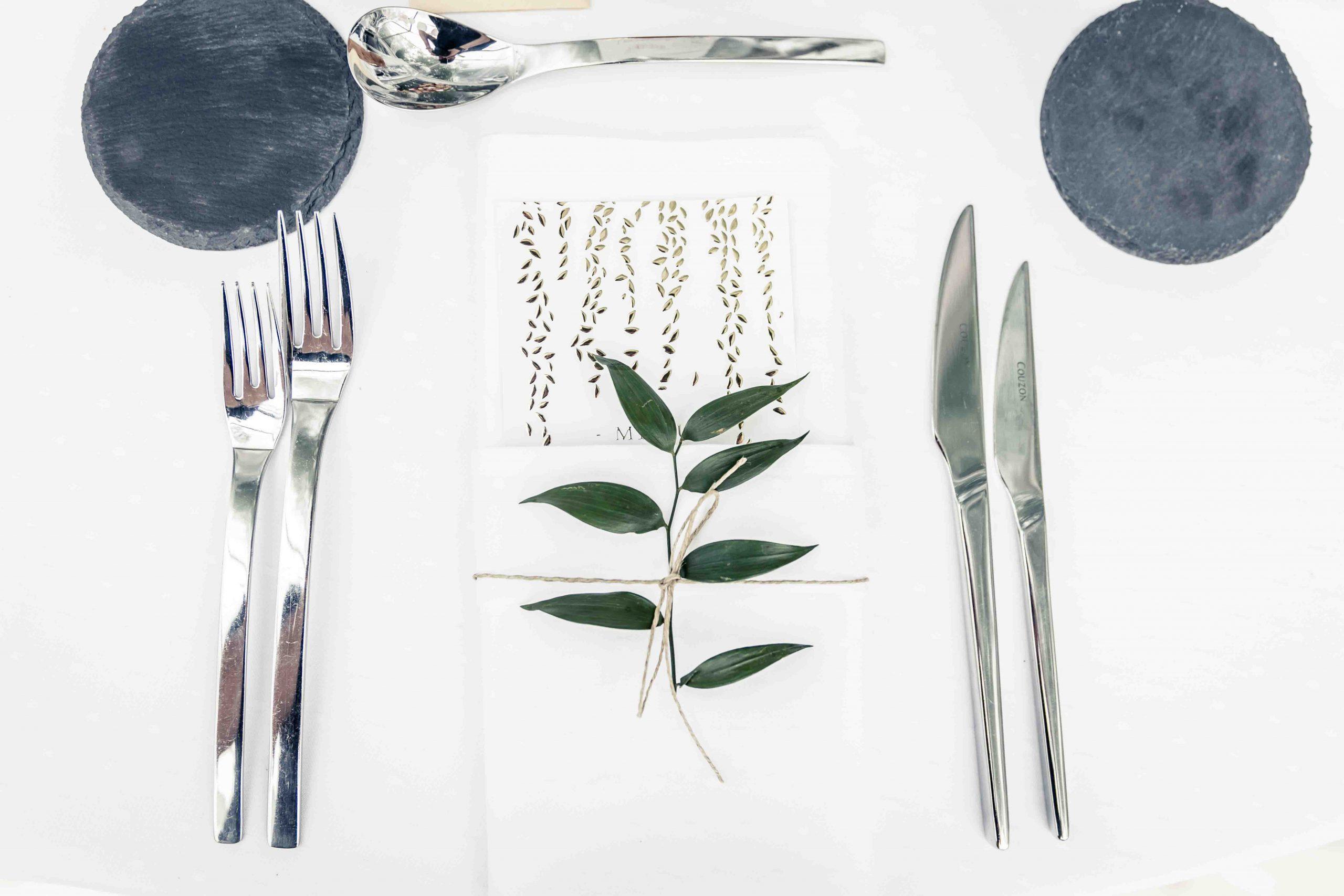 décoration et plan de table mariage en Alsace