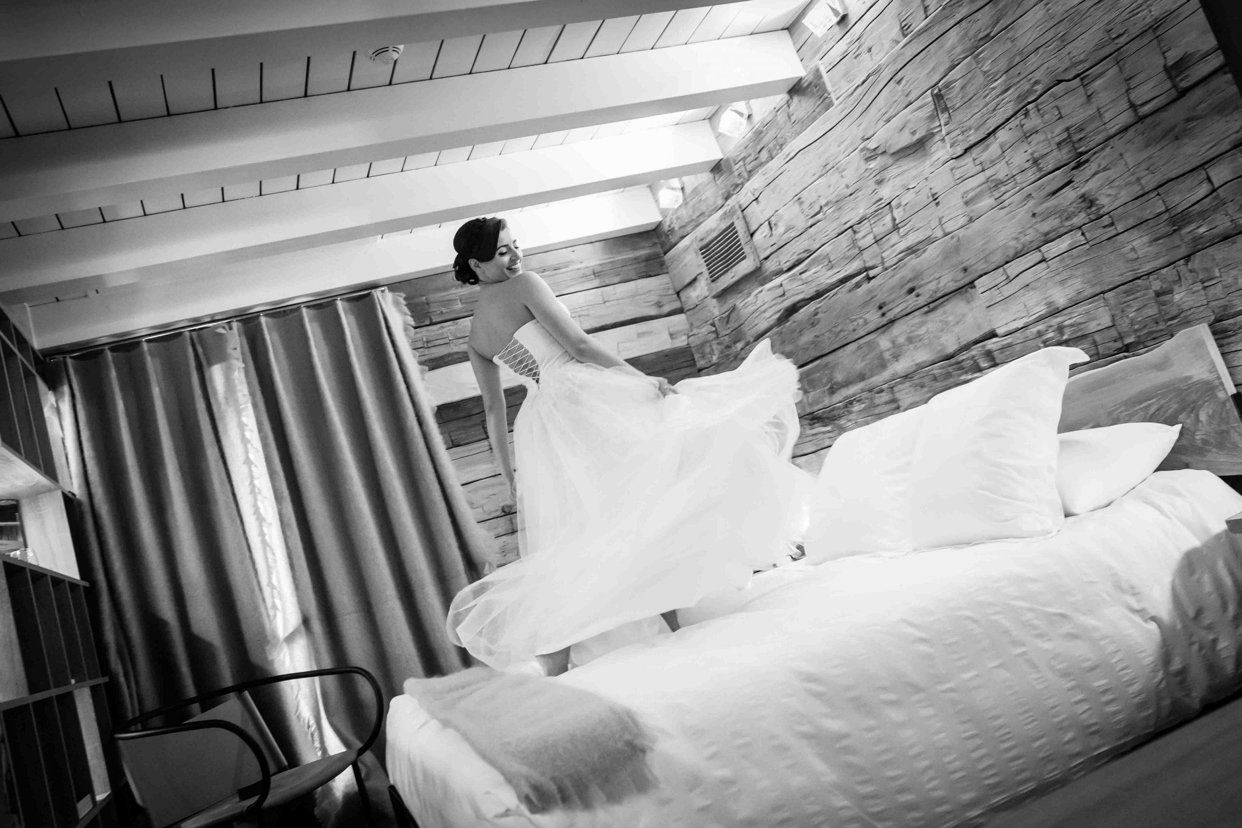 robe de mariage en Alsace