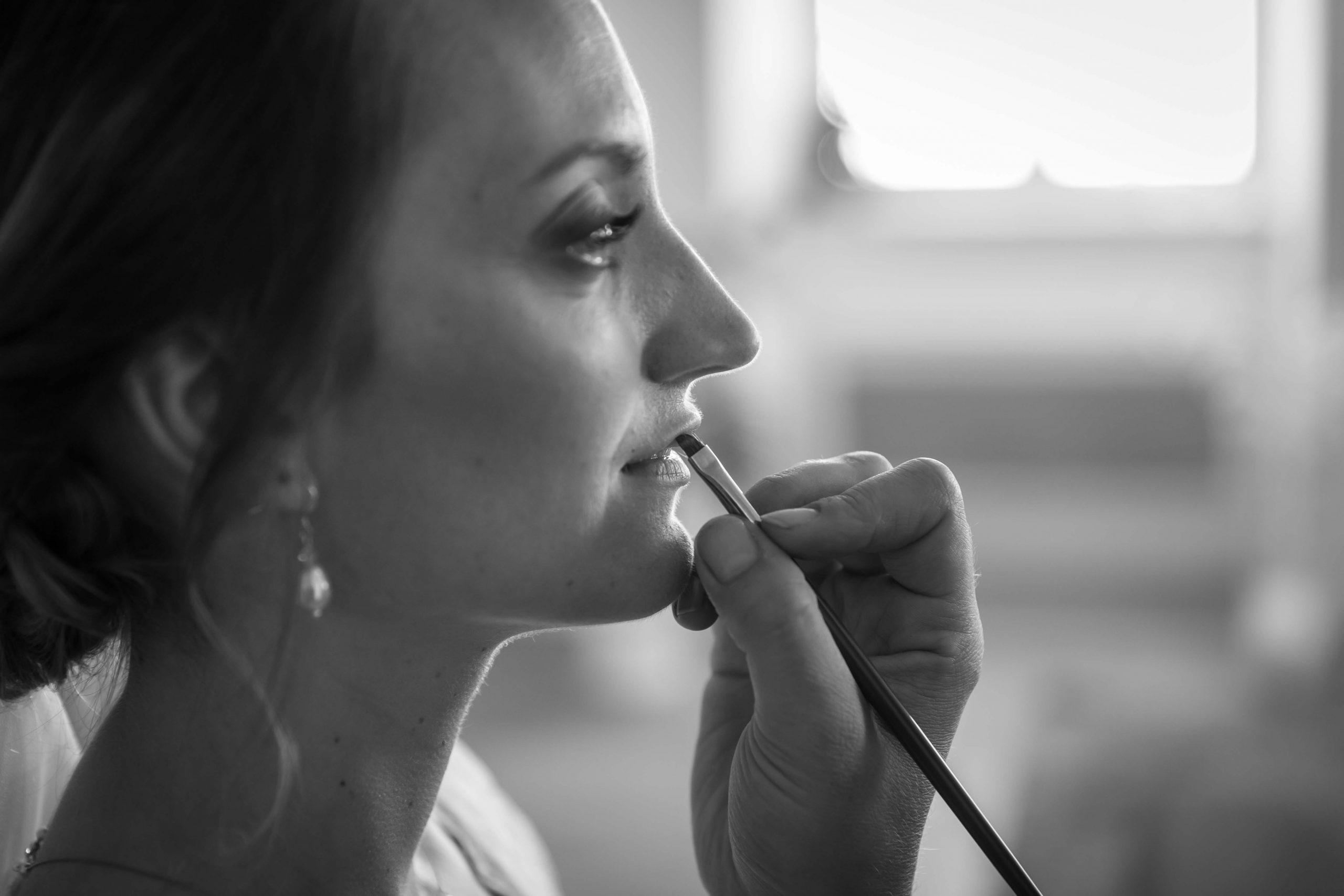 soin du viage et maquillage mariage