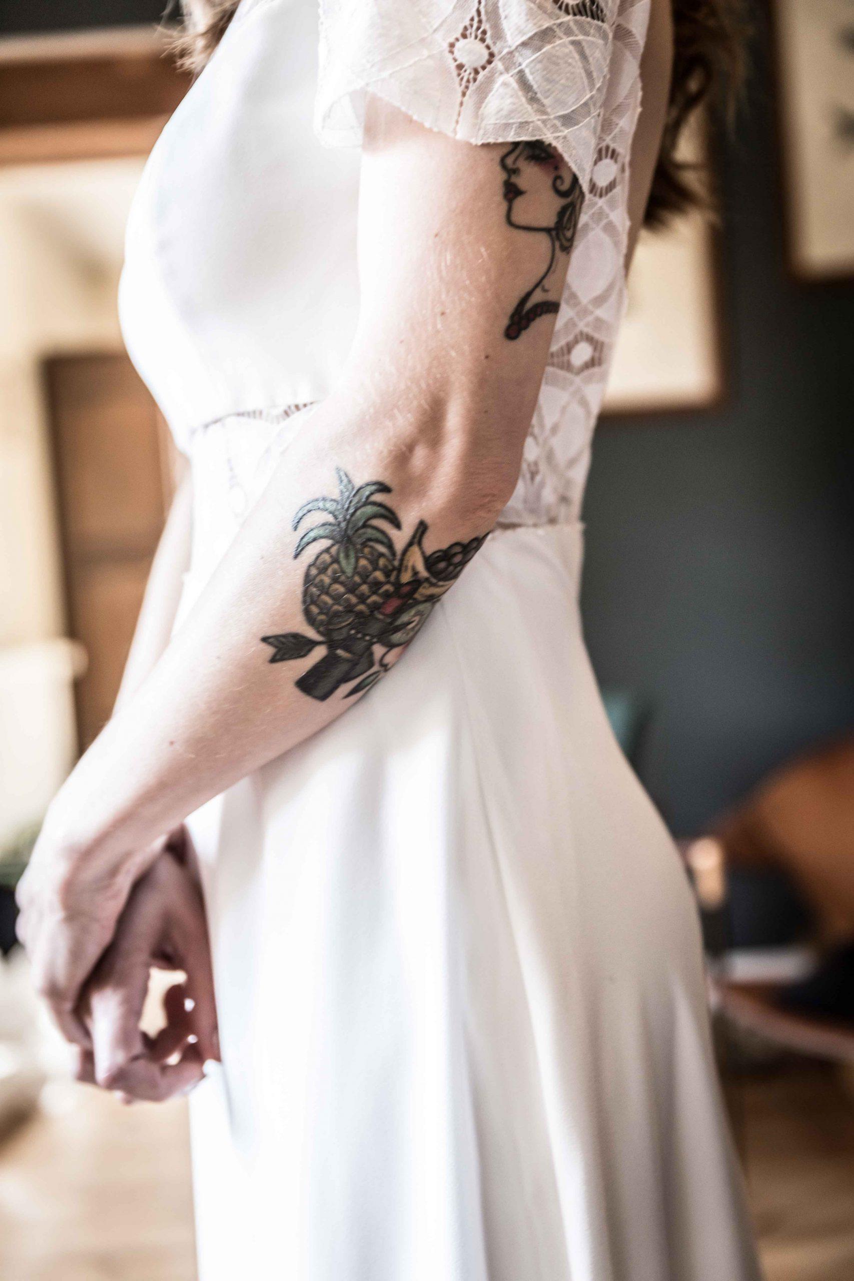 tatoogirl et mariage