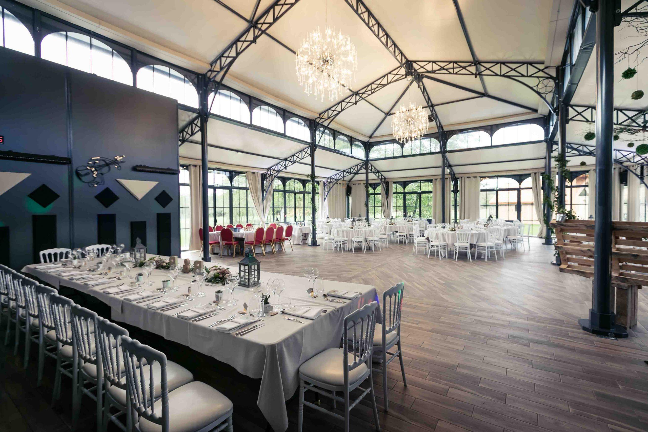 salle des mariages au domaine de la mangue en Haute-Saone