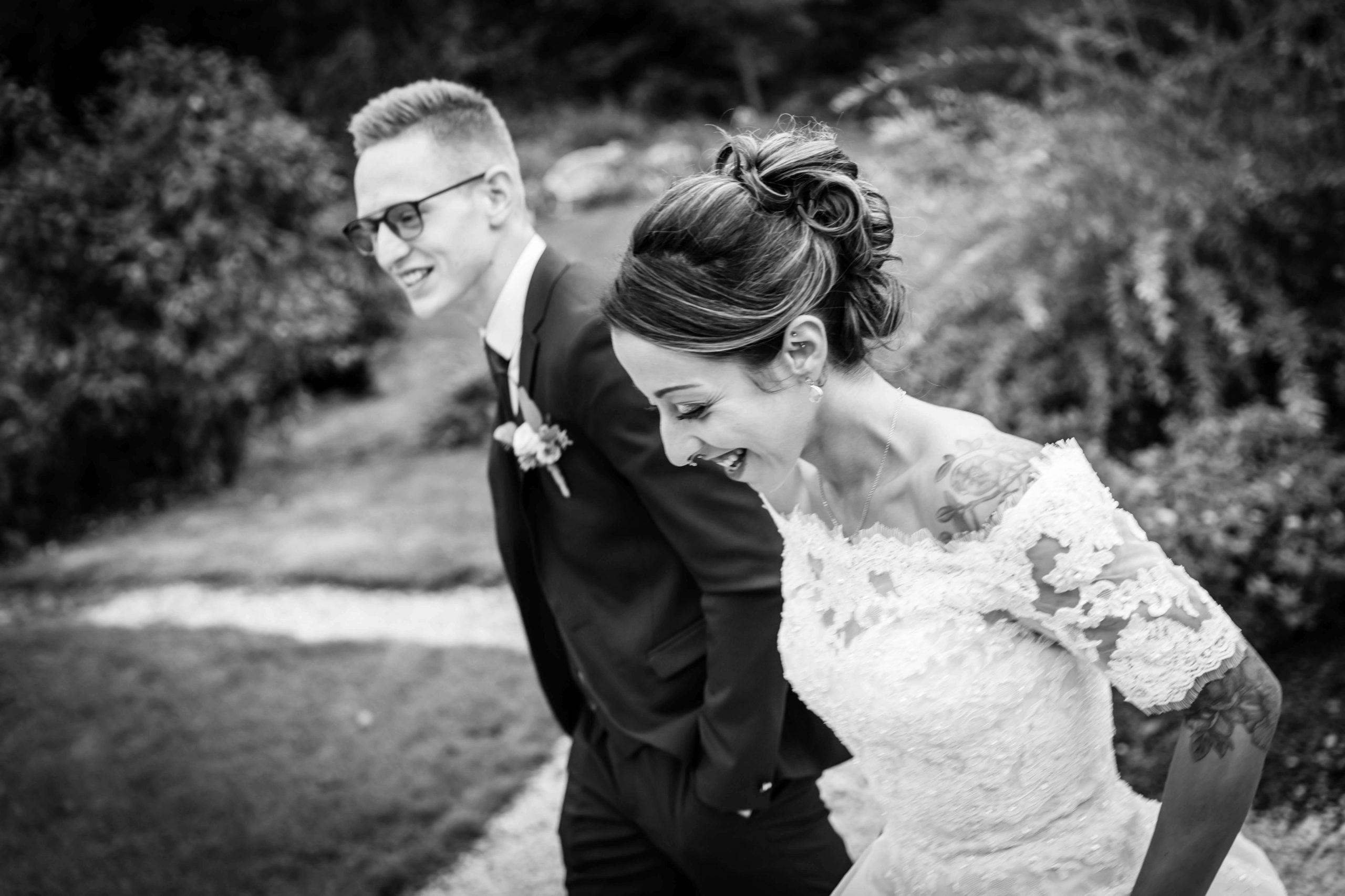 photos volées des mariés pendant la séance photo de leur mariage